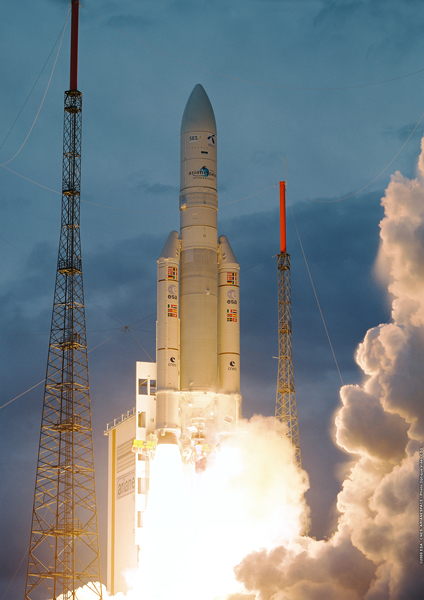 Ariane-5 Photo credits: ESA