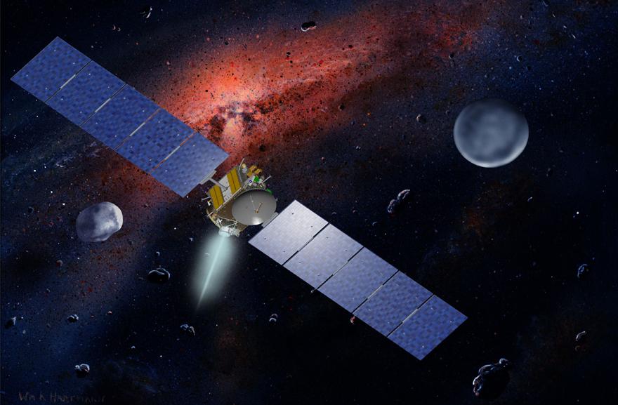 Dawn, a NASA probe