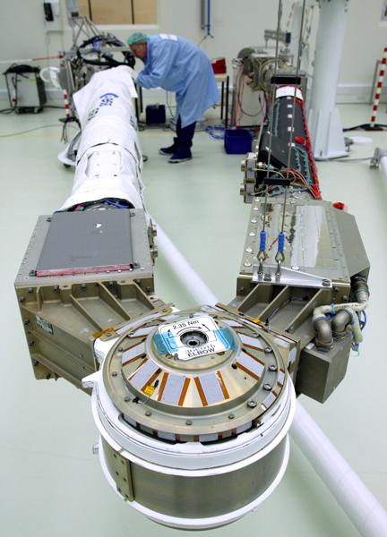 European Robotic Arm (ERA)
