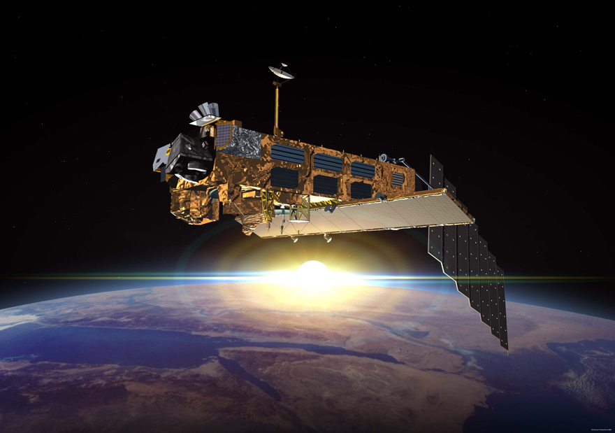In March 2002, the European Space Agency launched Envisat