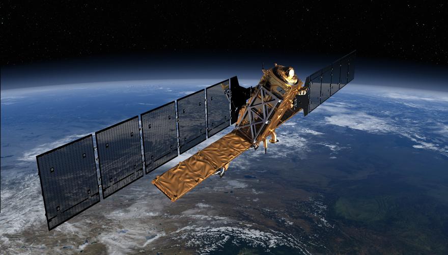 Sentinel-1-ESA